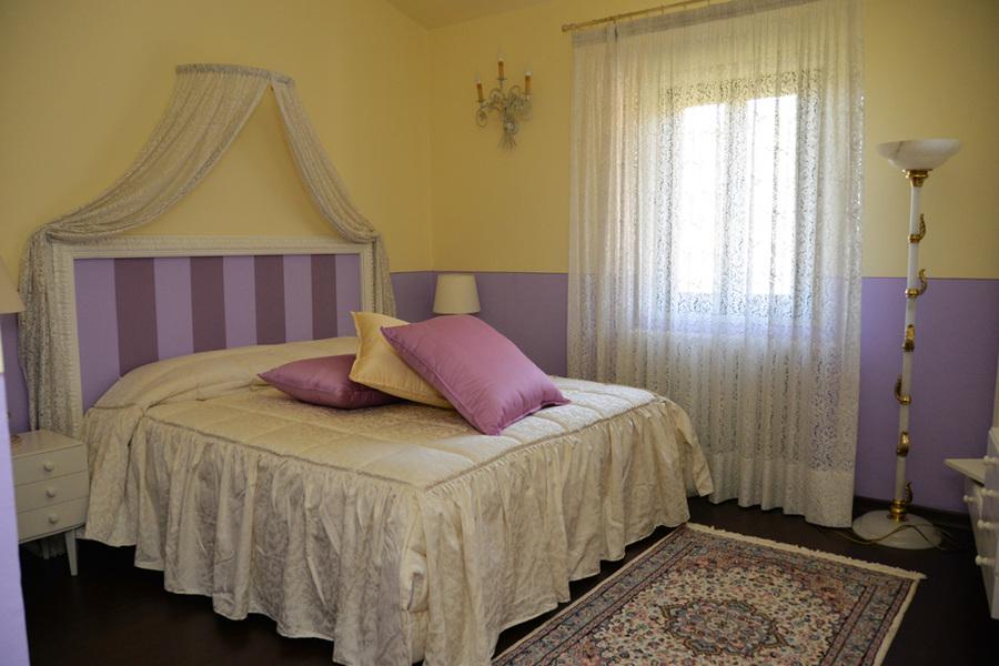 Camera lavanda - Agriturismo Campo Fiorito - Via Dei Rocchi 190, 51015 - Monsummano Terme (PT) - Toscana - Italia